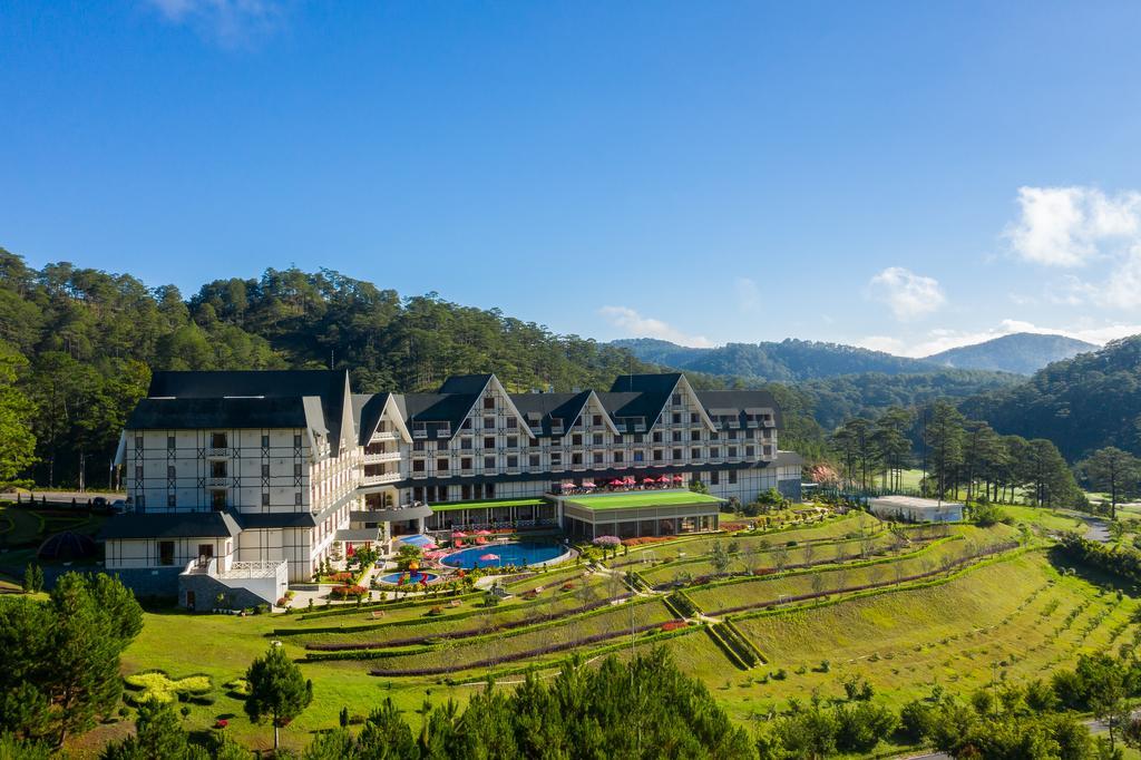 Hình ảnh khách sạn nghỉ dưỡng ở Đà lạt
