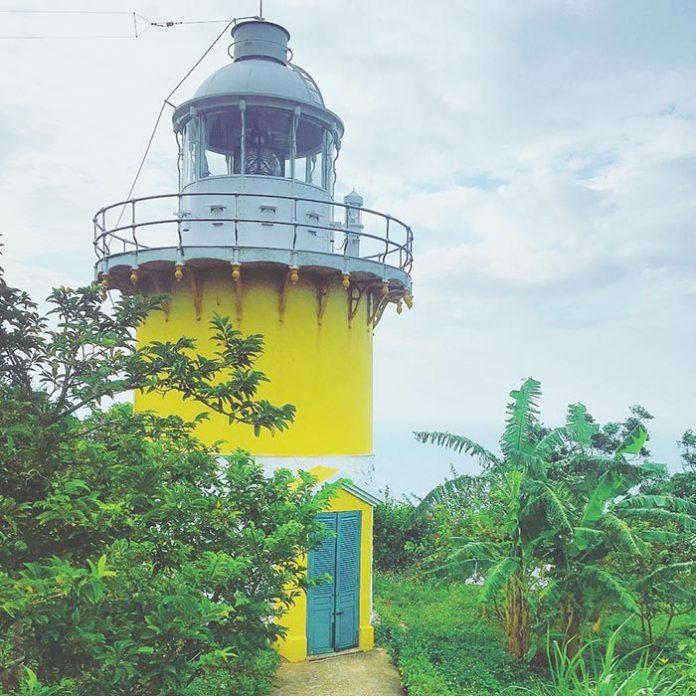 Hình ảnh ngọn hải đăng Tiên Sa ở Đà nẵng