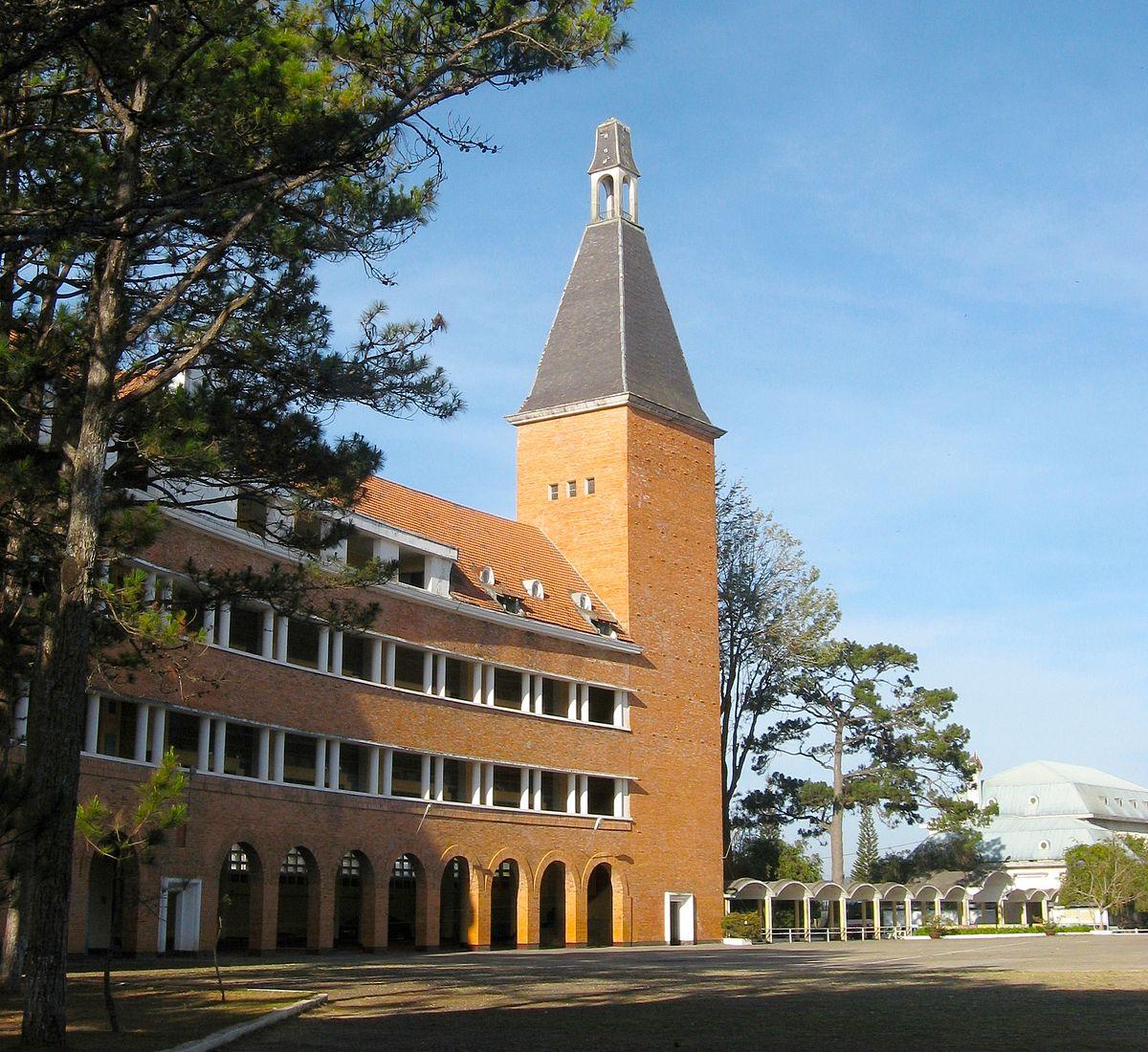 Hình ảnh nhà thờ đẹp ở Đà lạt