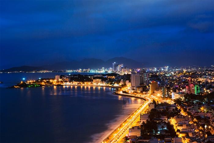 Hình ảnh Nha trang về đêm