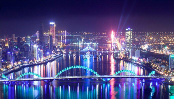 Hình ảnh sông Hàn Đà nẵng