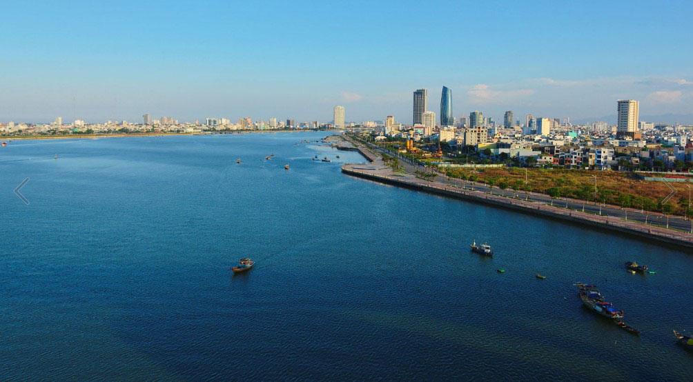Hình ảnh thành phố biển Đà nẵng