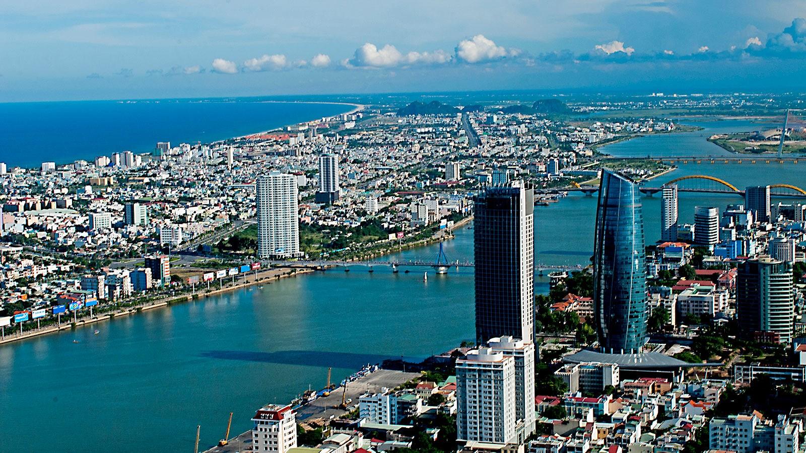 Hình ảnh thành phố Đà nẵng đẹp