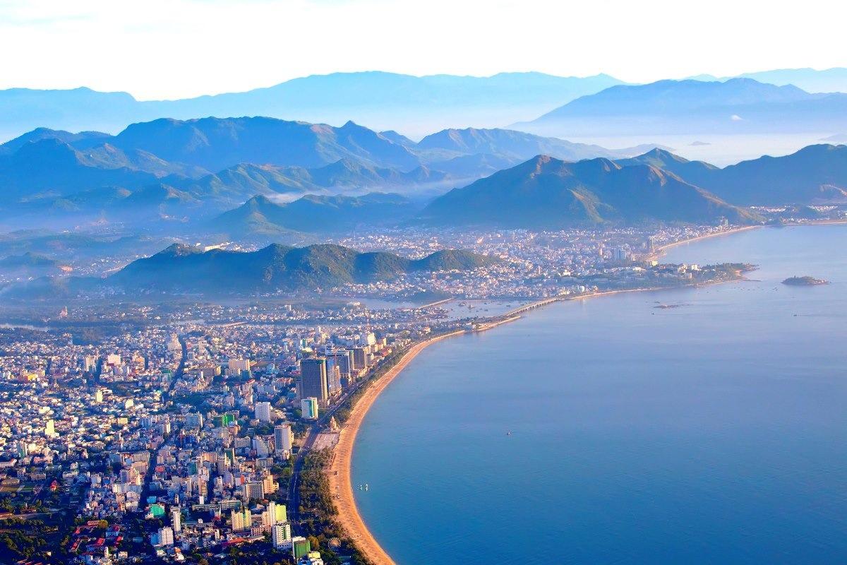 Hình ảnh thành phố Nha trang đẹp