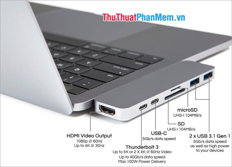 Kiểm tra thiết bị USB
