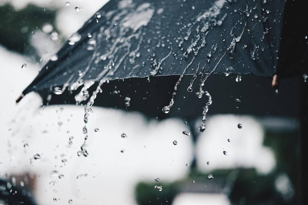 Ảnh trời mưa đẹp nhất