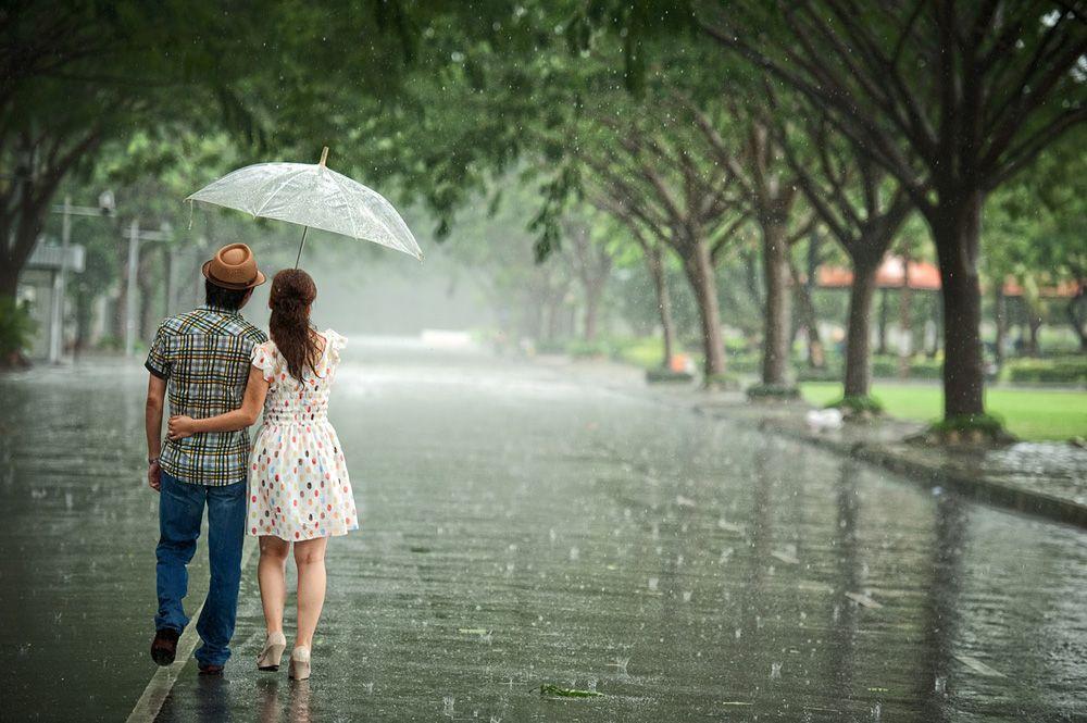Hình ảnh trời mưa đẹp lãng mạn nhất