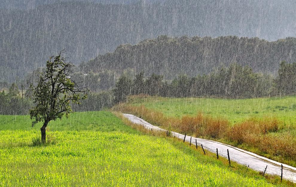 Hình trời mưa đẹp nhất