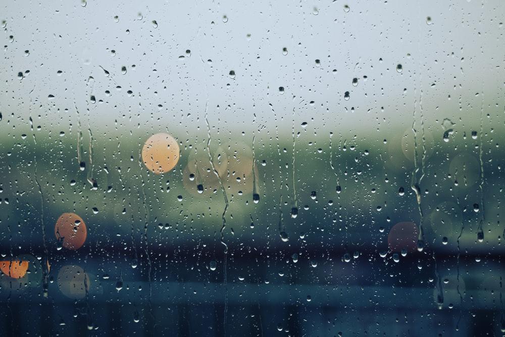 Hình trời mưa đẹp
