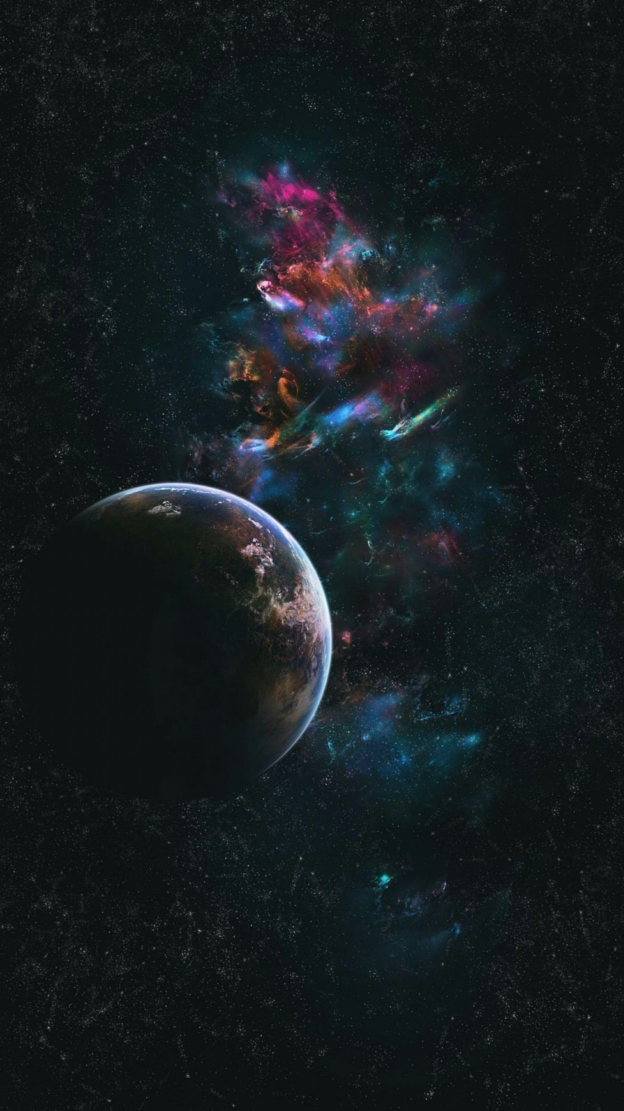 Ảnh chất lượng 4k rất đẹp - vũ trụ huyền bí