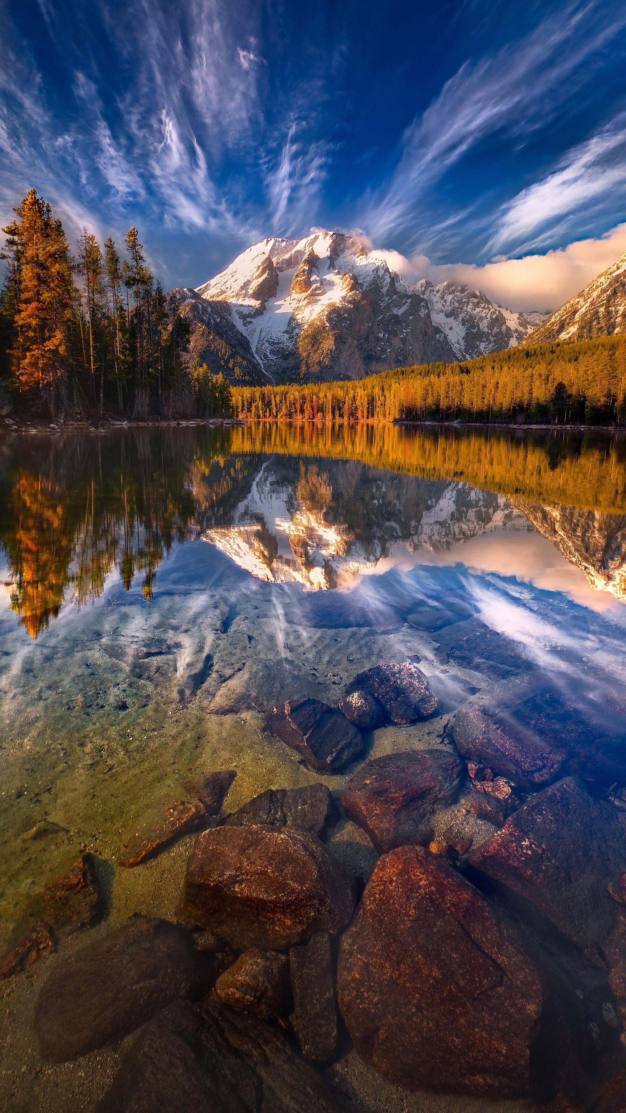 Ảnh đẹp 4k dùng cho điện thoại - Thiên nhiên xinh đẹp