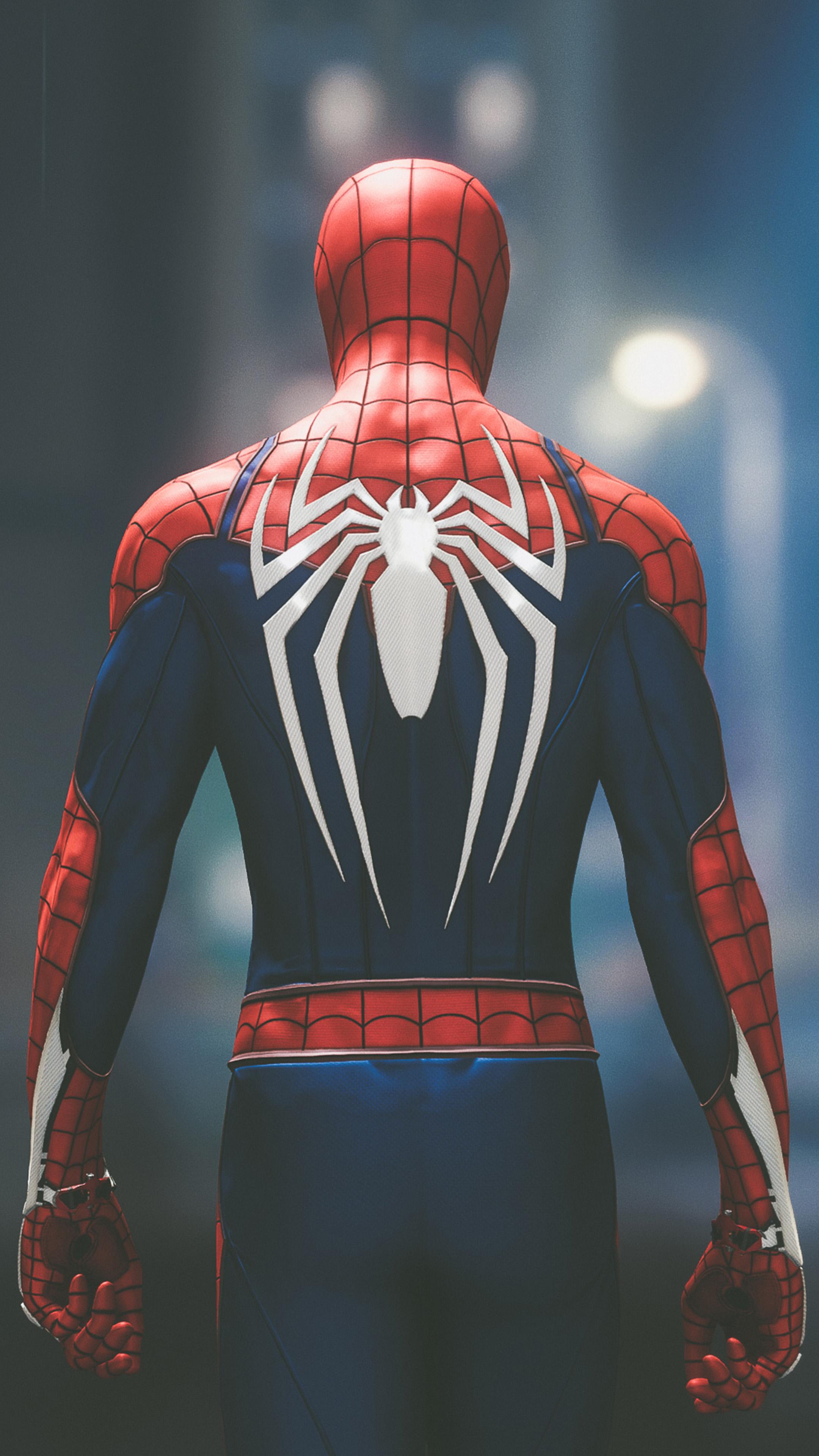 Ảnh đẹp làm nền điện thoại 4k - Spider man