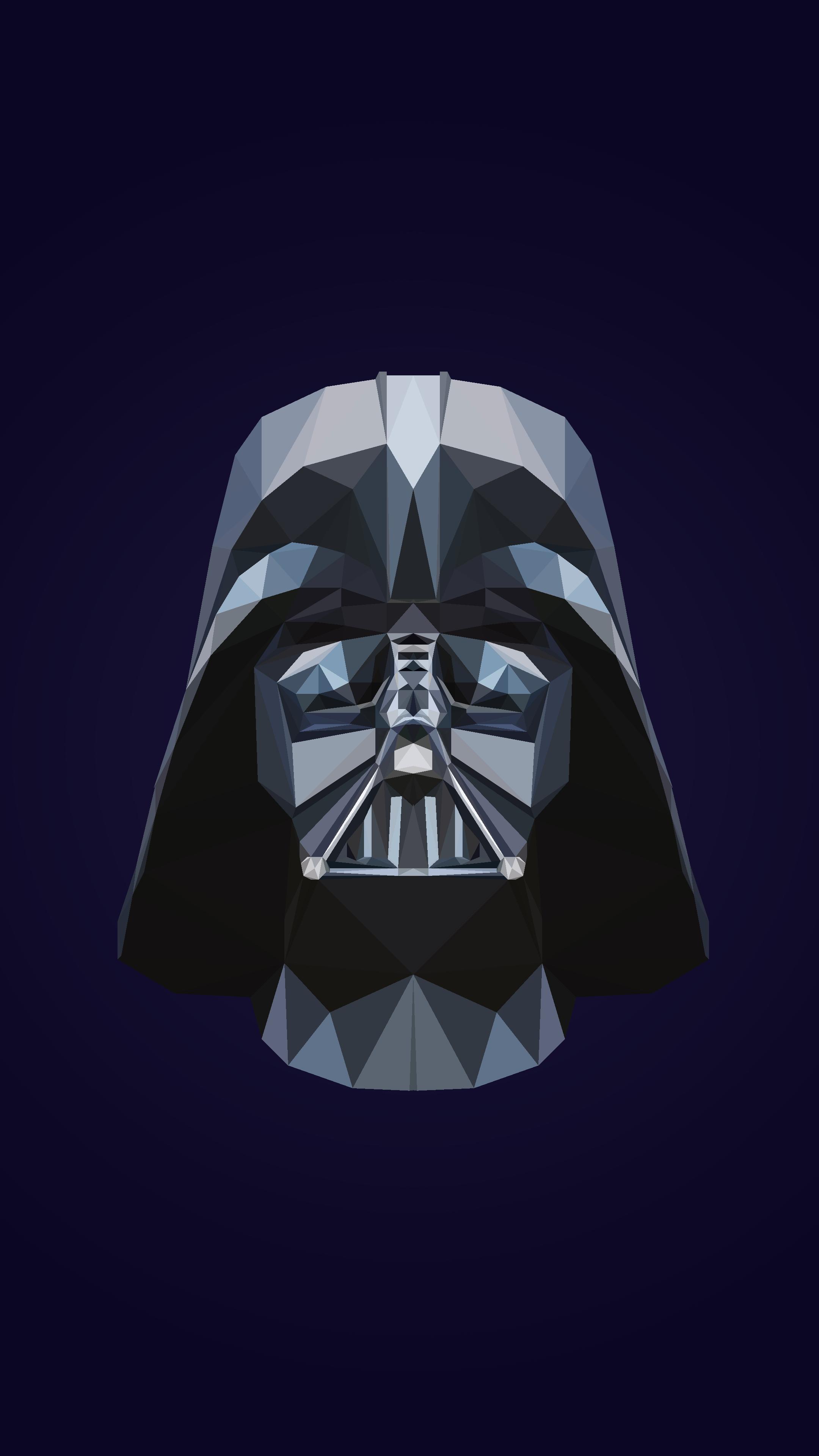Ảnh nền dành cho điện thoại chất lượng 4k - Darth Vader