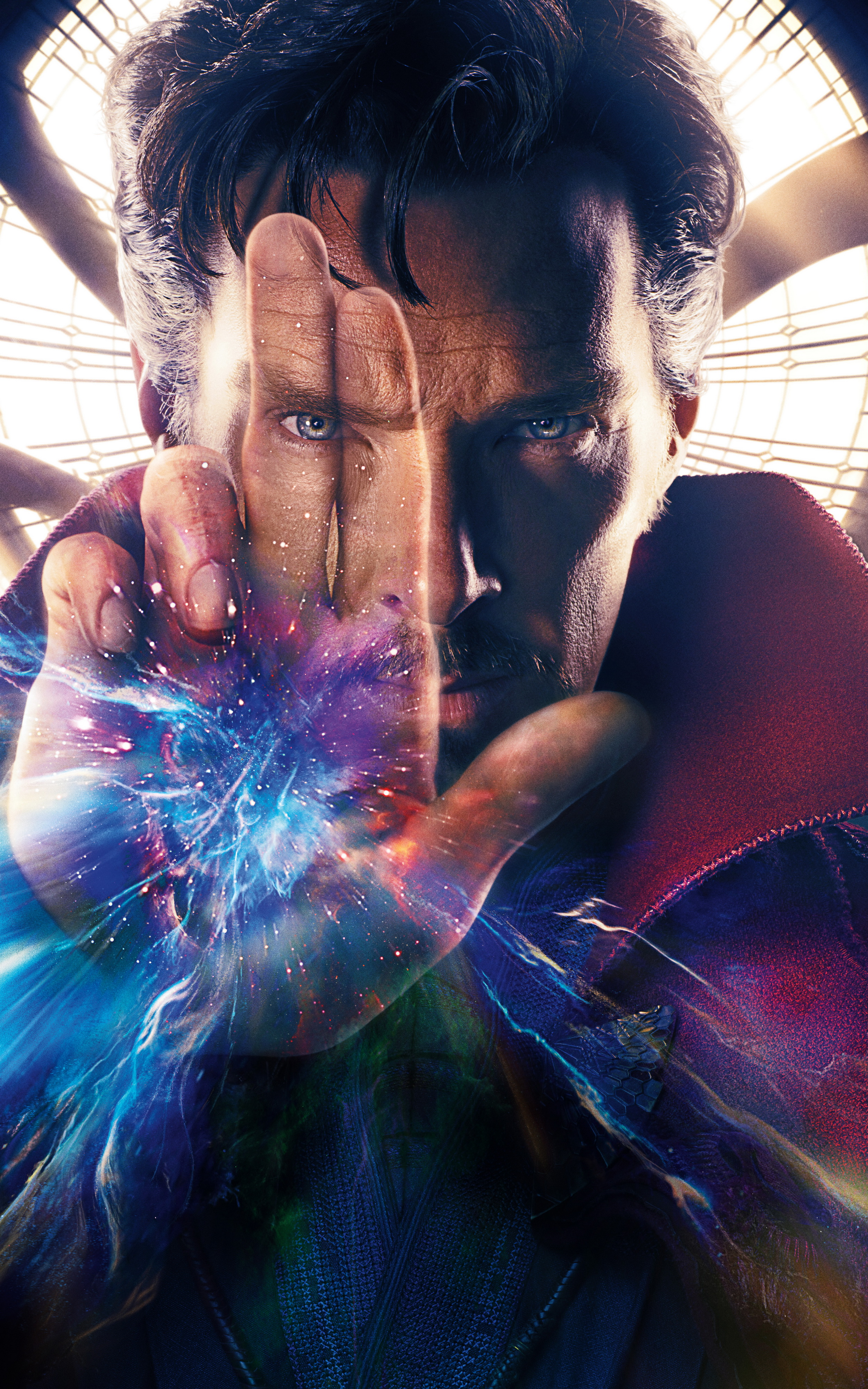 Ảnh nền đẹp 4k dành cho điện thoại - Doctor Strange