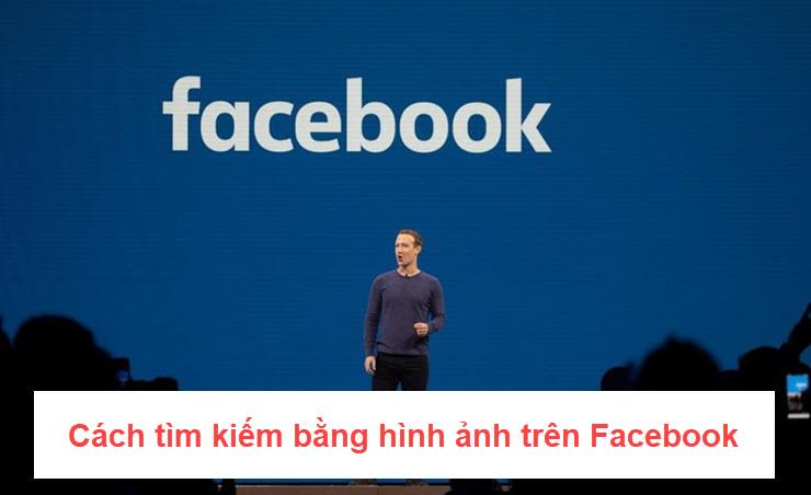 Cách tìm kiếm bằng hình ảnh trên Facebook