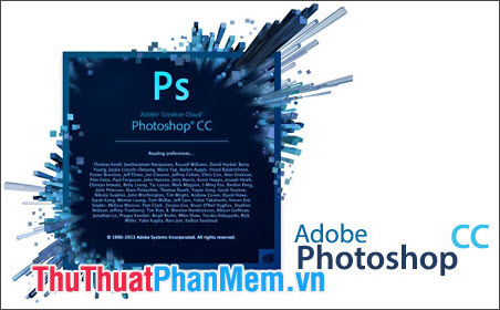 Photoshop được nâng cấp các phiên bản