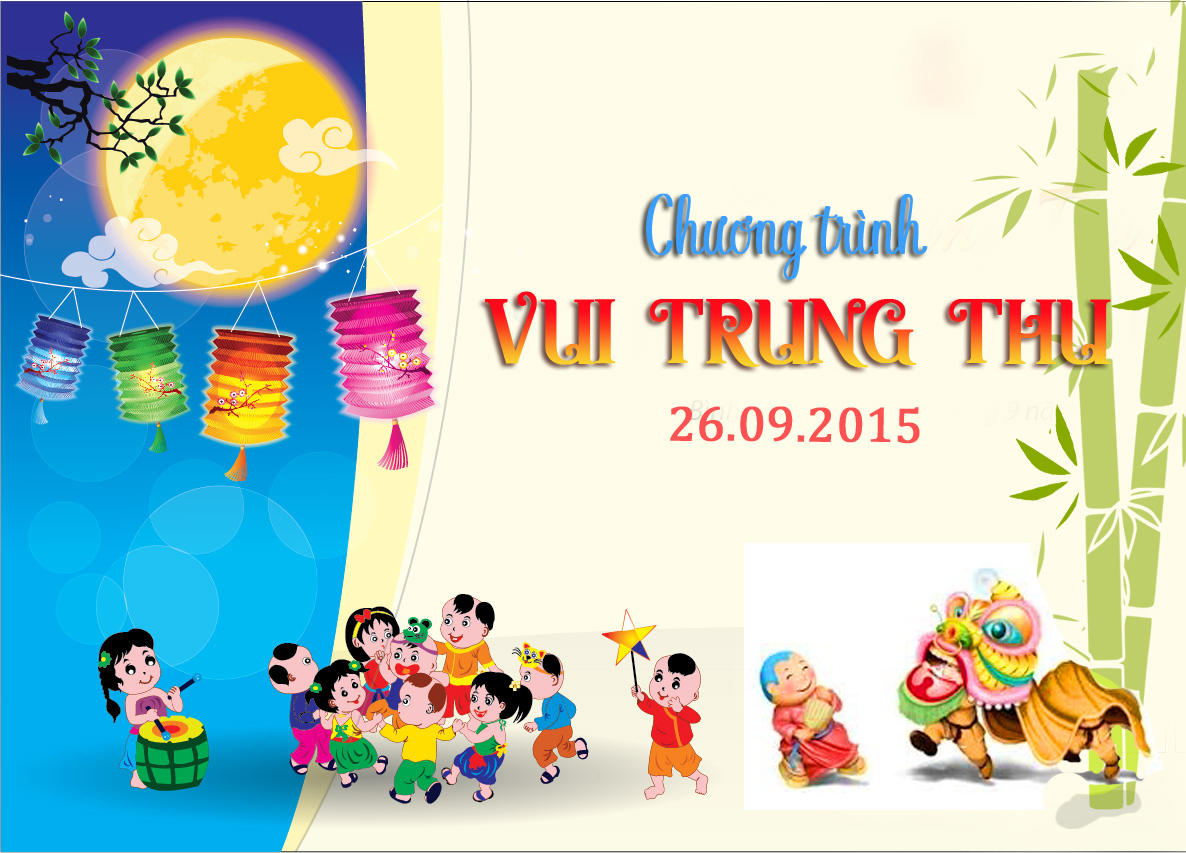 Trung thu 2015 background