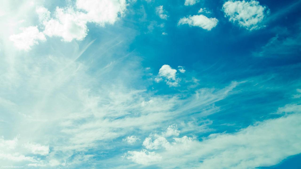Background bầu trời mây