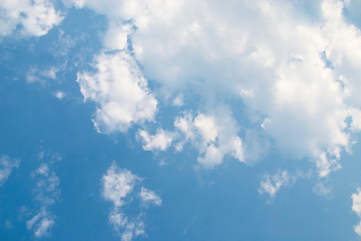 Background mây cho máy tính đẹp nhất
