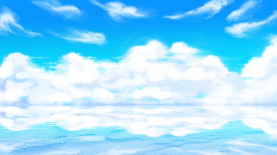 Background mây đẹp