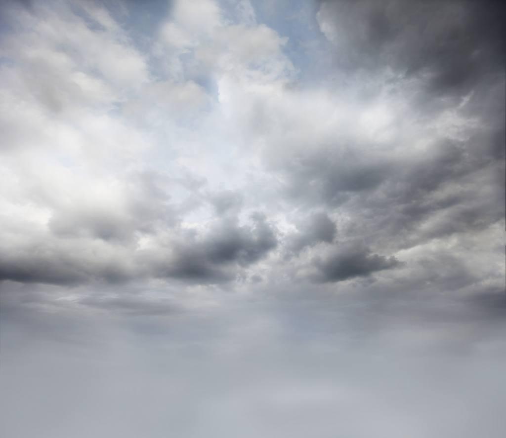 Background mây xám