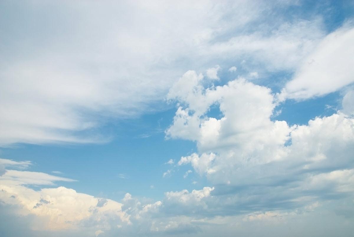 Hình nền background mây đẹp