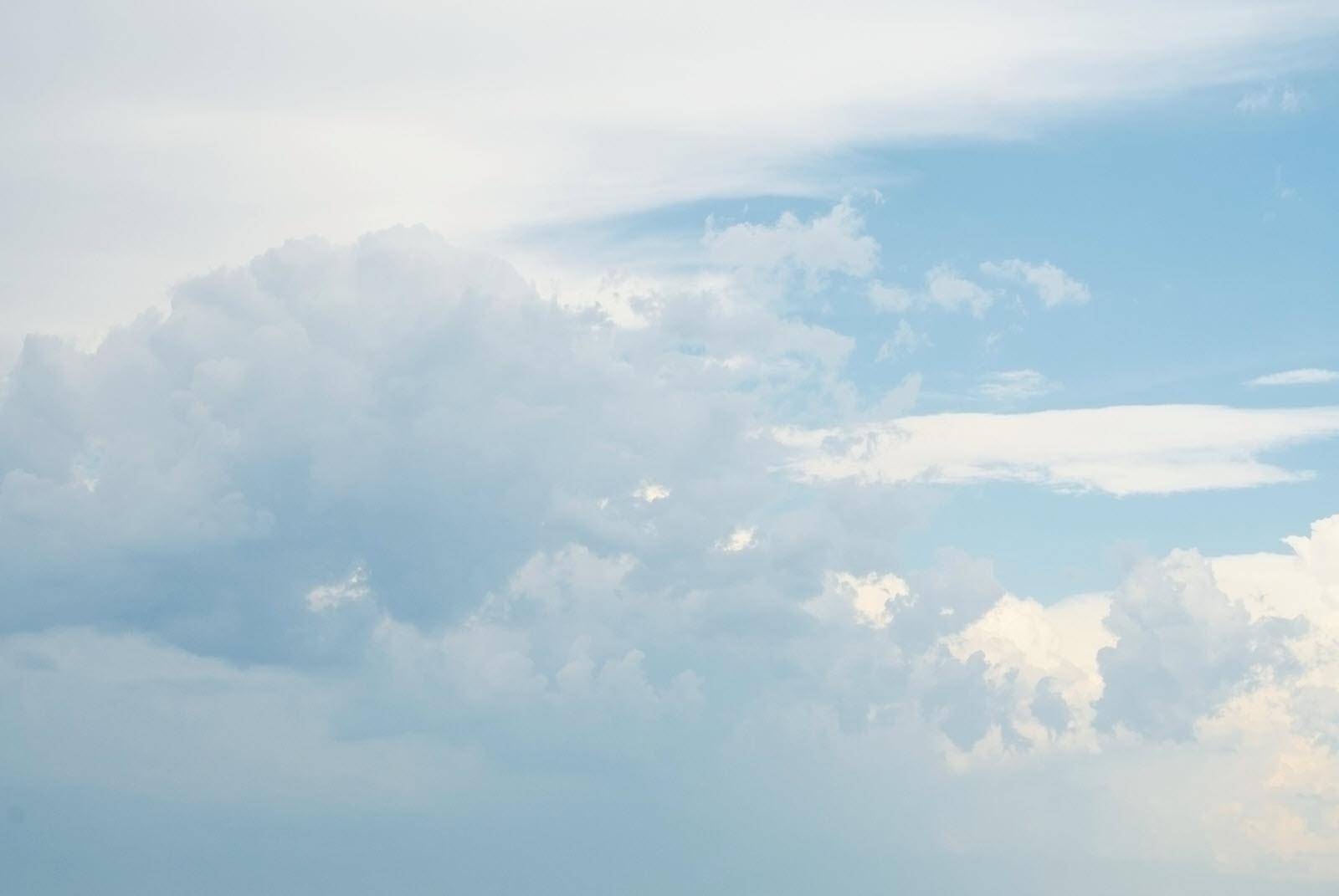 Hình nền background mây trắng đẹp