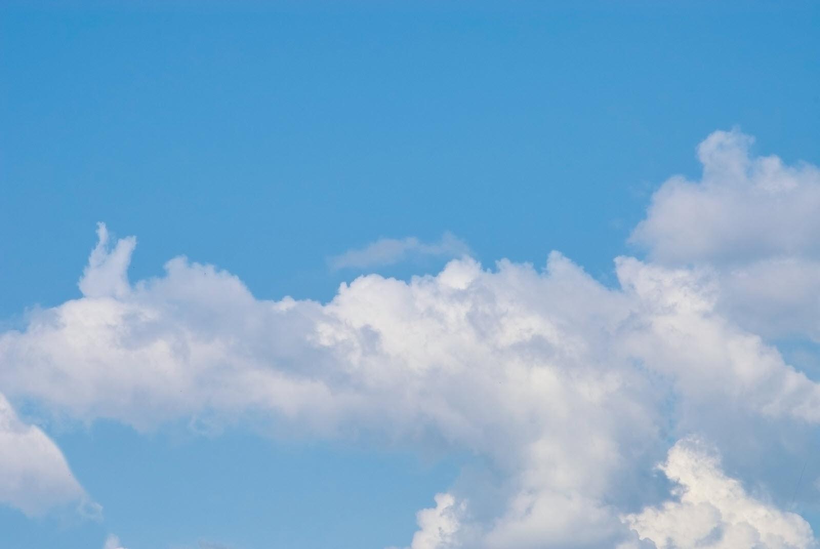 Nền background chủ đề mây