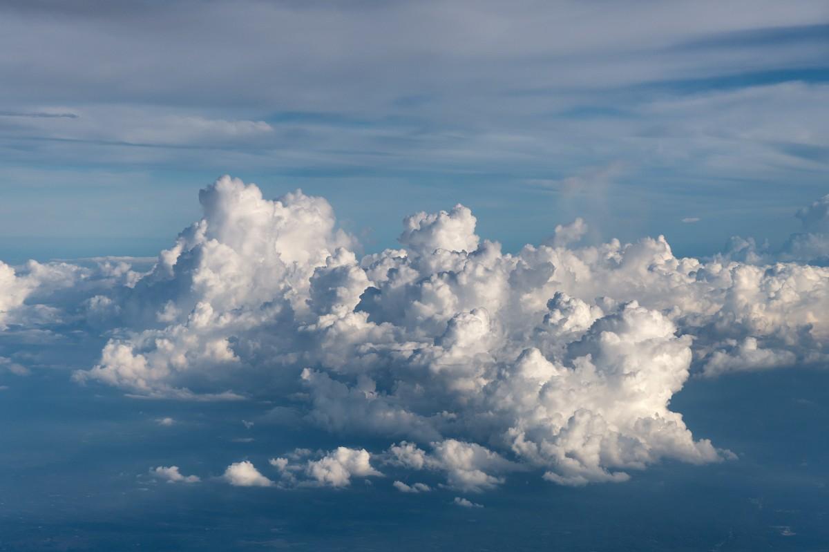 Nền background mây đẹp và độc đáo