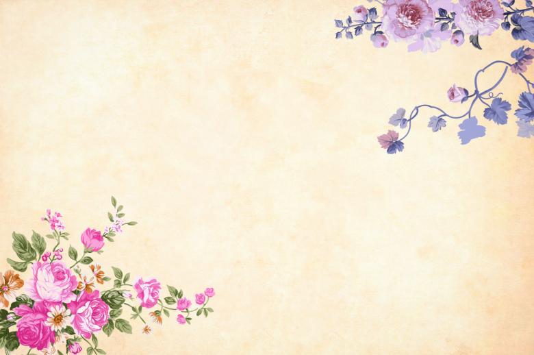 Background hoa giấy đẹp