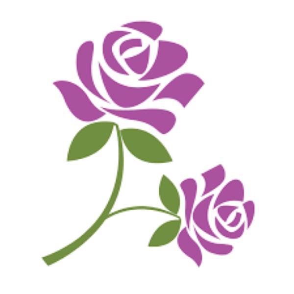 Logo bông hoa đẹp