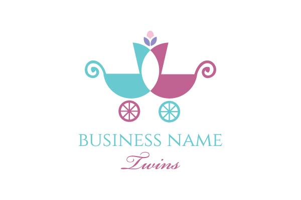 Logo dành cho shop quần áo trẻ em