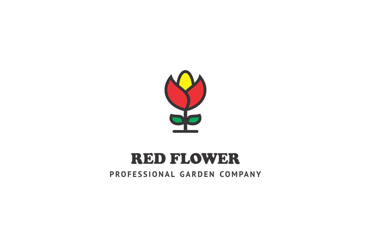 Logo hoa đơn giản nhất