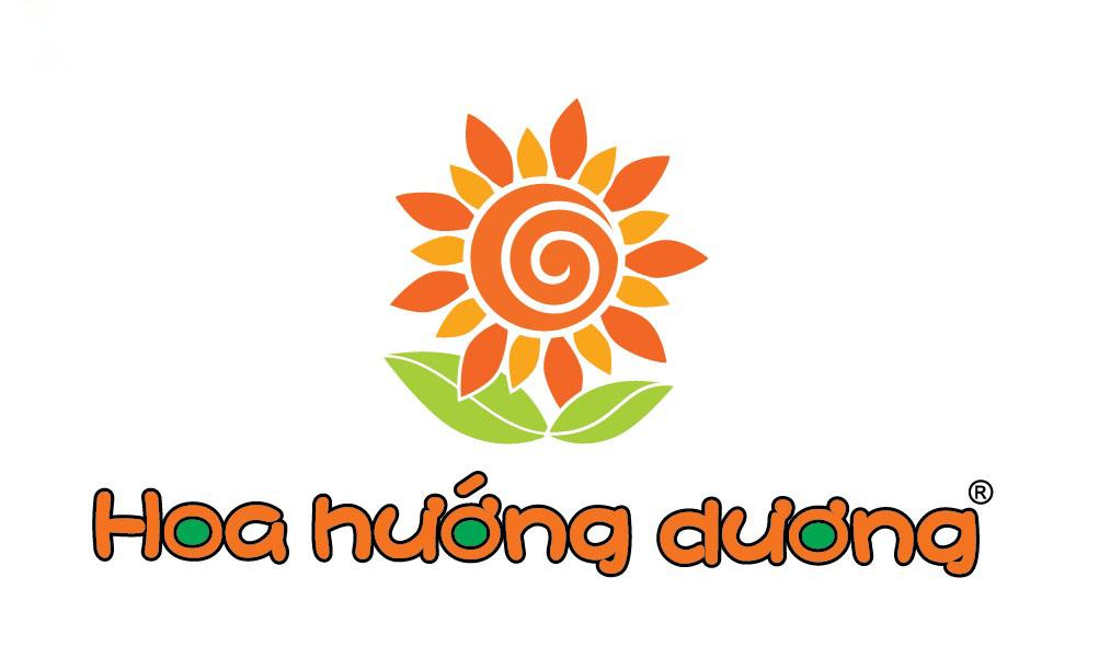 Logo hoa hướng dương