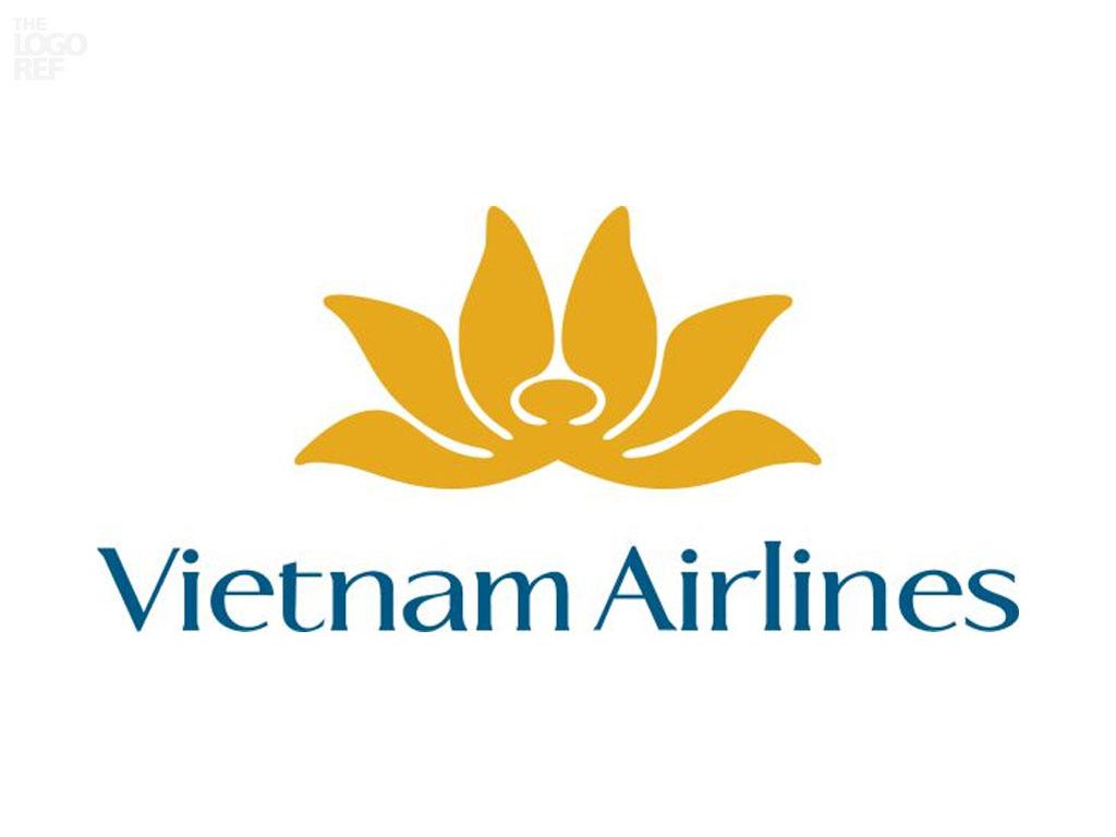 Logo hoa sen vietnam airline