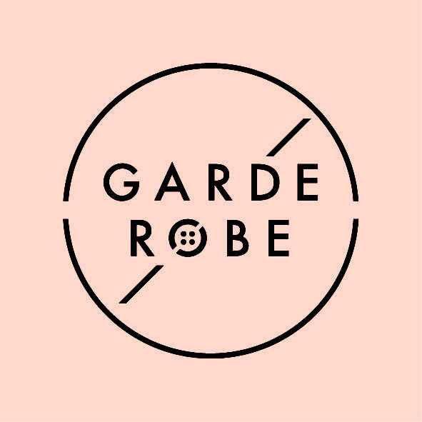 Logo shop quần áo đơn giản
