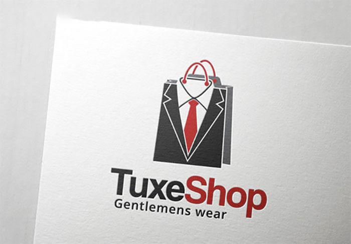 Logo shop quần áo nam đẹp