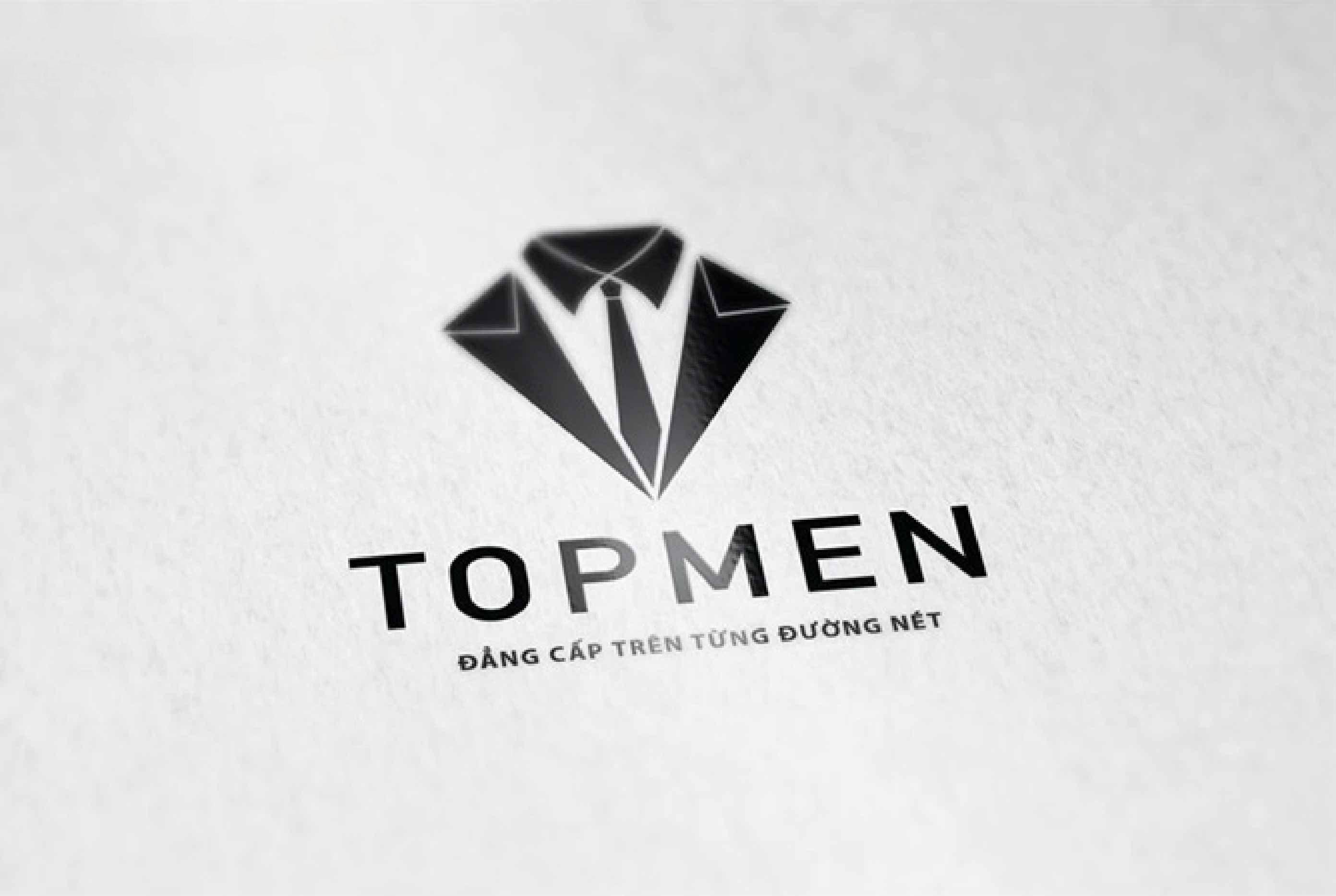 Logo shop quần áo nam