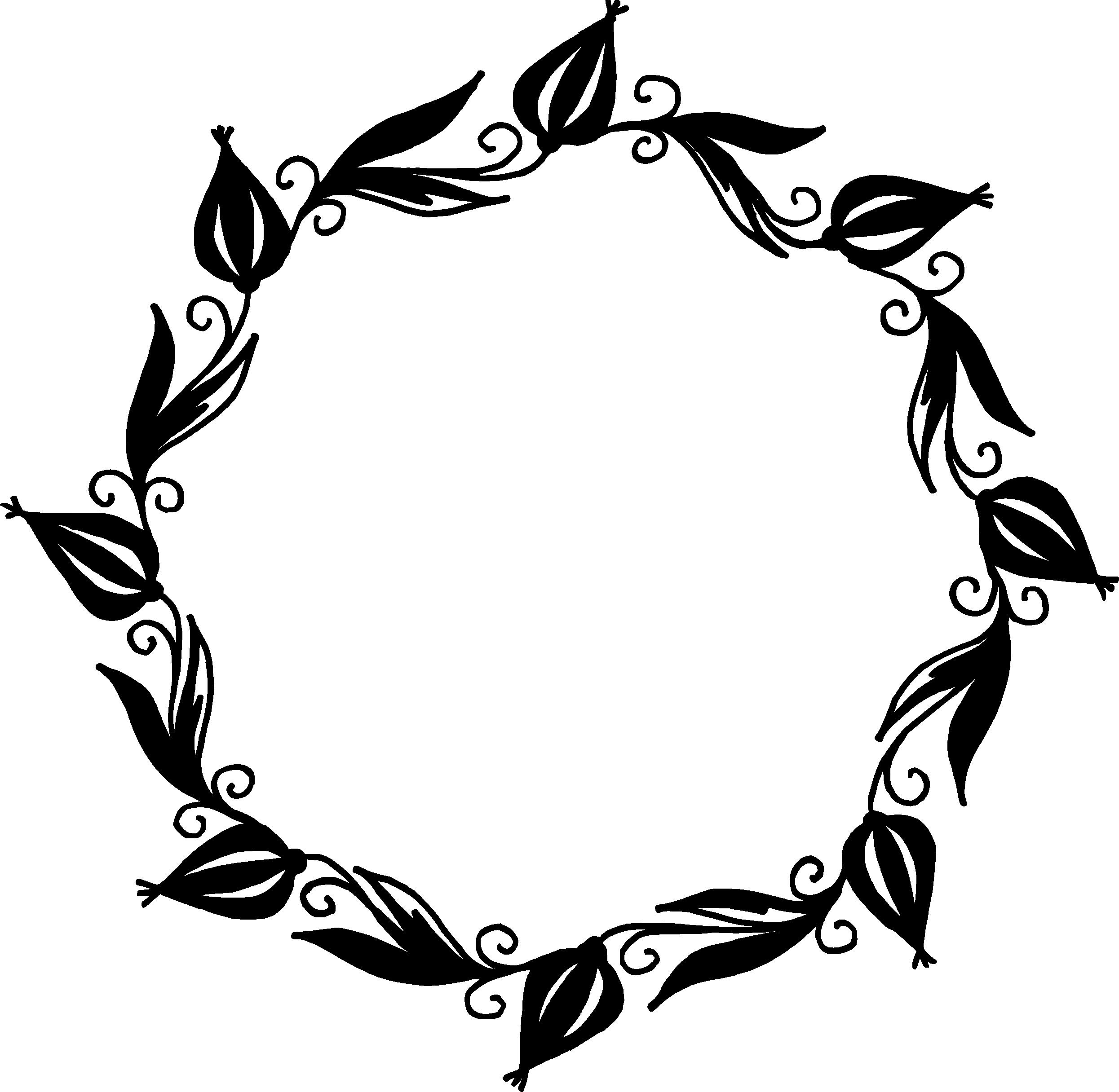 Mẫu ảnh hình tròn