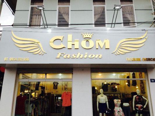 Mẫu logo cửa hàng quần áo