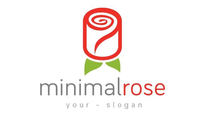 Mẫu logo hoa dành cho công ty