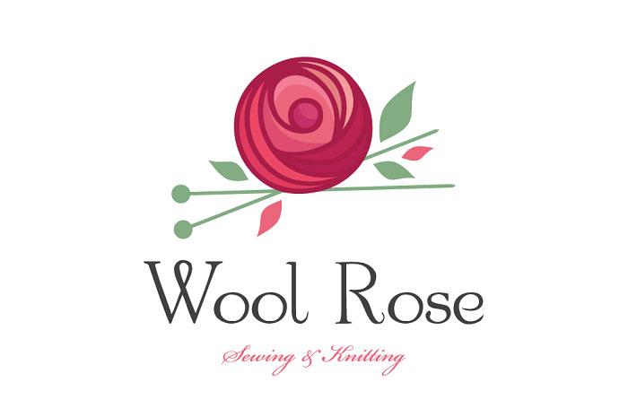 Mẫu logo hoa đẹp