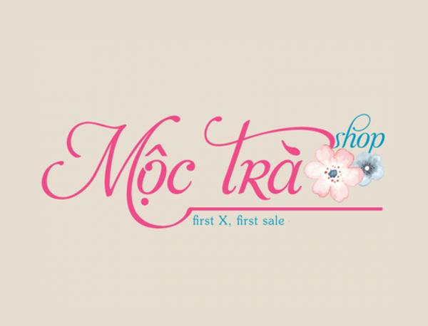 Mẫu logo shop quần áo mẹ và bé