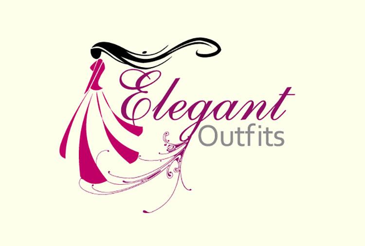 Mẫu logo shop quần áo nữ