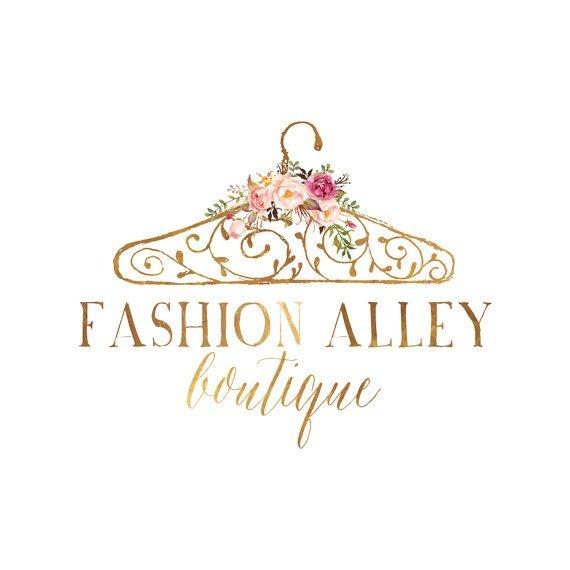 Mẫu logo shop quần áo