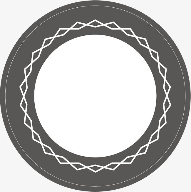 Mẫu thiết kế hình tròn