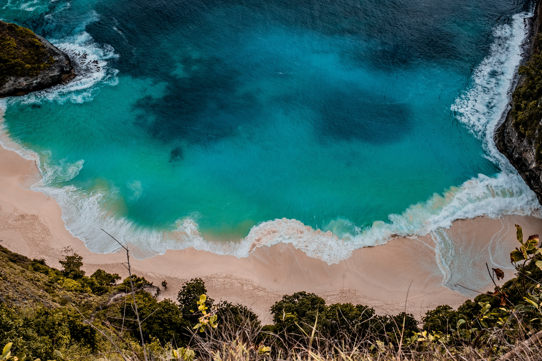 Ảnh Background phong cảnh biển đẹp