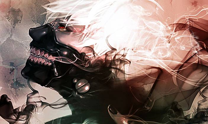 Ảnh Tokyo ghoul avatar