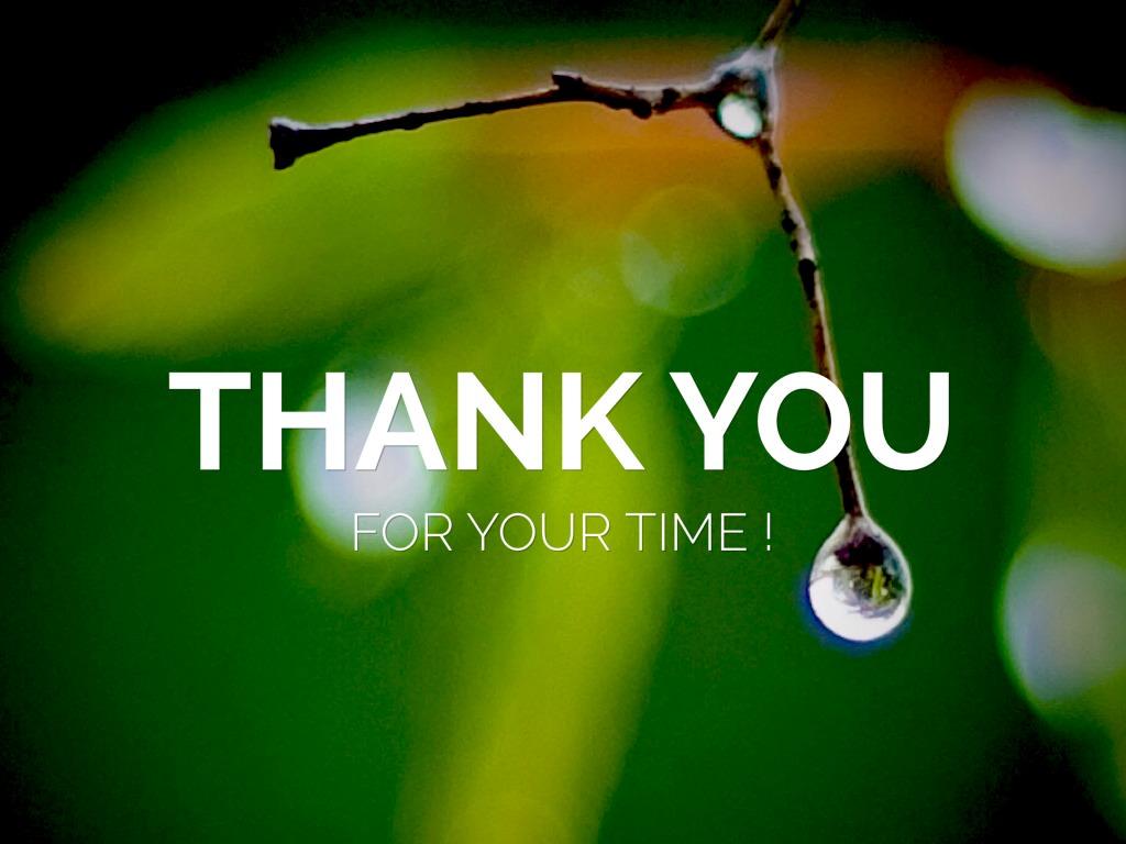 Background cảm ơn bạn đã dành thời gian