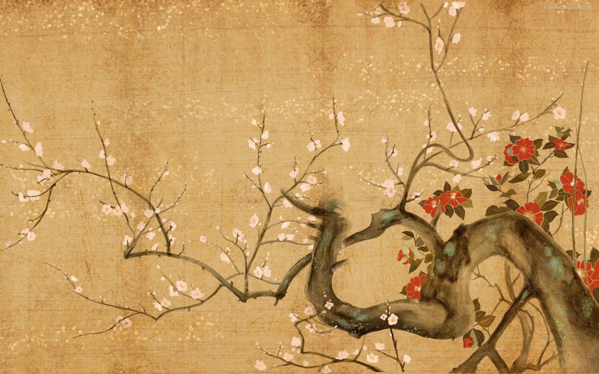 Background cổ trang Trung Quốc đẹp